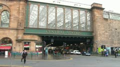 Central Station Stock Footage