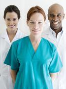 medical staff - stock photo