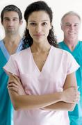 Stock Photo of medical staff