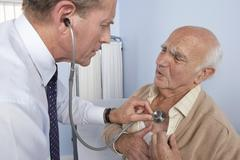 Stock Photo of medical consultation
