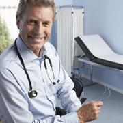 general practitioner - stock photo