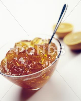 Stock photo of marmalade