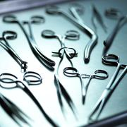 Stock Photo of surgical equipment