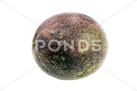 Stock photo of passion fruit