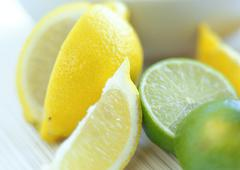 Stock Photo of citrus fruits