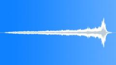 Spaceship charging - sound effect