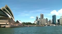 Sydney Opera House Stock Footage