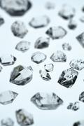 Herkimer timantteja Kuvituskuvat