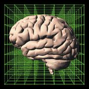Artificial intelligence, conceptual image Stock Illustration