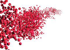 Stock Illustration of smart dust, conceptual artwork