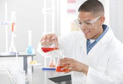 Kemian oppitunti Kuvituskuvat