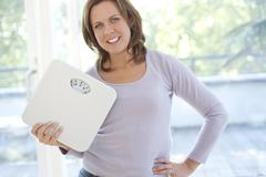 weight loss - stock photo