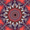 Mandelbrot fractal Stock Illustration