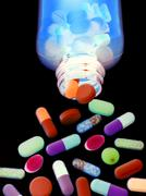 Stock Illustration of drugs