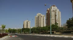 Stock Video Footage of Residential neighborhood