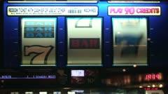 Slot Reels Stock Footage