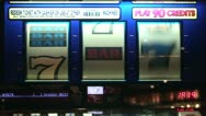 Stock Video Footage of Slot Reels