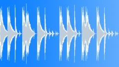 Bwa groove 90bpm 03 drum loop Sound Effect