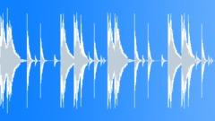 Bwa groove 90bpm 05 drum loop Sound Effect
