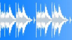 Bwa groove 90bpm 13 drum loop Sound Effect