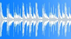 Bwa groove 90bpm 18 drum loop Sound Effect