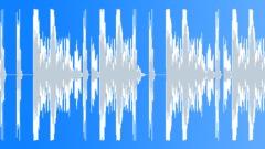 Bwa groove 90bpm 47 drum loop Sound Effect