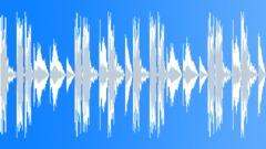 Bwa groove 95bpm 43 drum loop Sound Effect