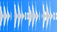 Bwa groove 100bpm 28 drum loop Sound Effect