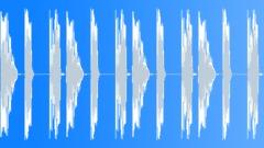 Bwa groove 100bpm 41 drum loop Sound Effect