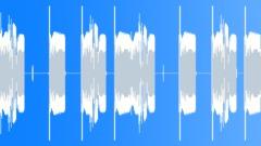 Bwa groove 100bpm 50 drum loop Sound Effect