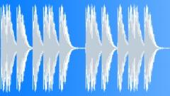 Bwa groove 100bpm 56 drum loop Sound Effect