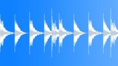 Bwa groove 100bpm 61 drum loop Sound Effect