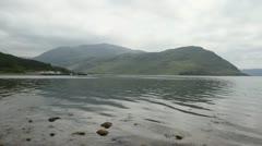 Loch Nevis Scotland Stock Footage