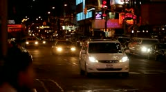 New York Taxi cab nyc.clip.28 Stock Footage