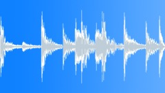 Stock Sound Effects of Live Drum Loop 087