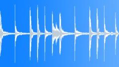 Live Drum Loop 103 Sound Effect