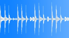 Live Drum Loop 119 Sound Effect