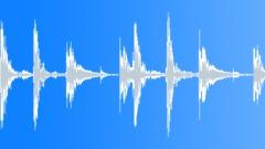 Live Drum Loop 135 Sound Effect