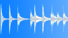 Live Drum Loop 137 Sound Effect