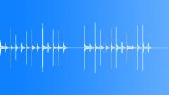 Live Drum Loop 154 Sound Effect