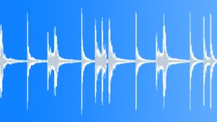 Live Drum Loop 175 Sound Effect