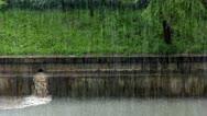 Rain 2 - Loopable Stock Footage