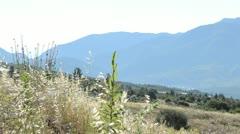 Turkish mountains Stock Footage