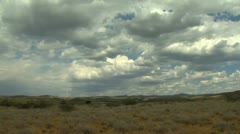 Arizona Timelapse - high desert Stock Footage