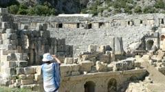 amphitheater - stock footage