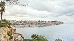 Antalya Rain Stock Footage