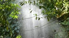 Mountain river, falls. Stock Footage