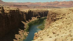 Stock Video Footage of Colorado River