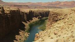 Colorado River Stock Footage