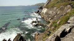 Ireland Westcoast Kerry.clip.45 Stock Footage